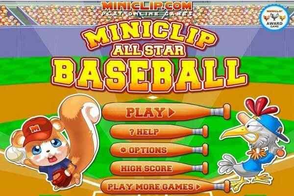 Play Allstar Baseball