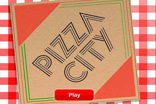 Play Pizza City