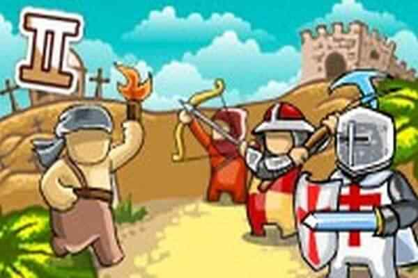 Play Crusader Defence