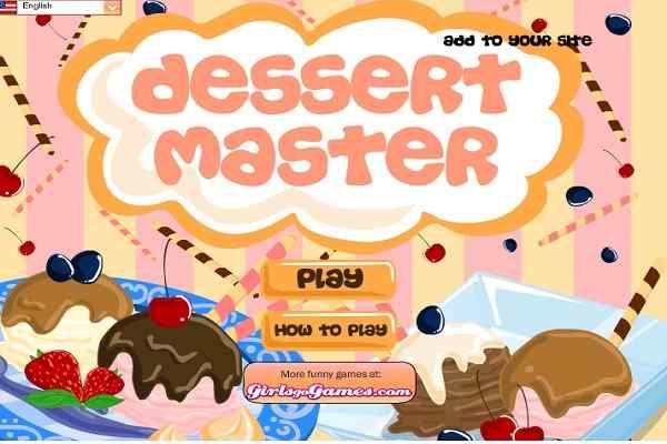 Play Dessert Master