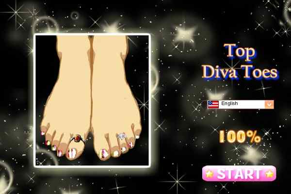 Play Top Diva Toes