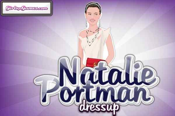 Play Natalie Portman Dress Up