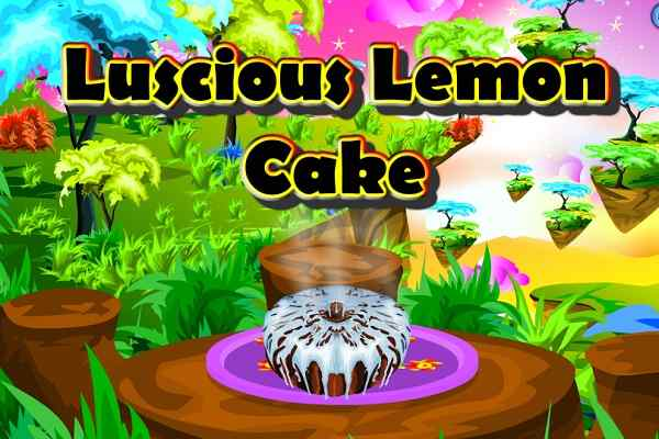 Play Luscious Lemon Cake