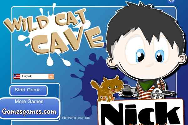 Play Pet Home Designer Wildcat Cave