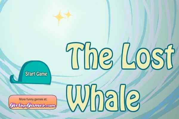Play The Lost Whale