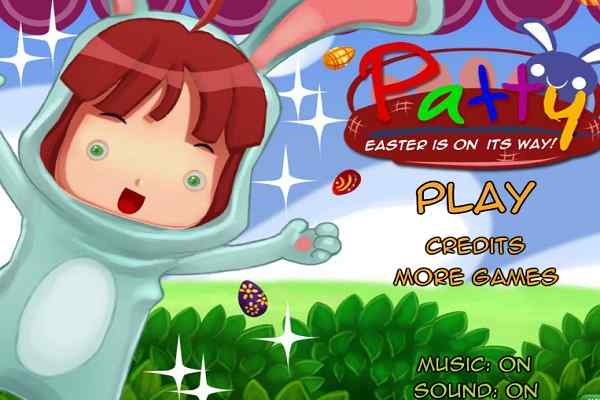 Play Patty Easter is on its Way
