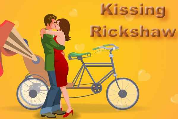 Play Kissing Rikshaw