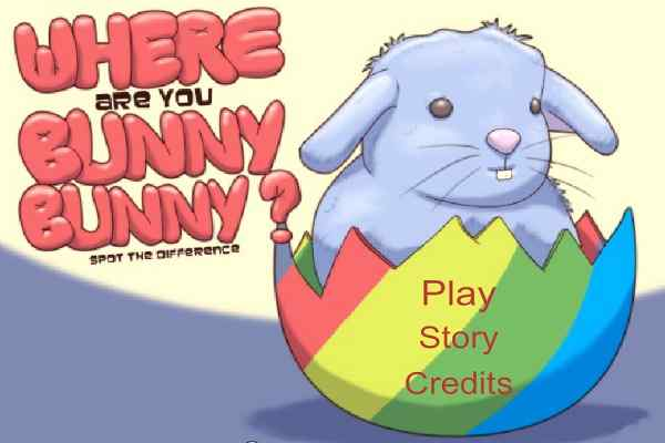 Play Where Are You Bunny Bunny