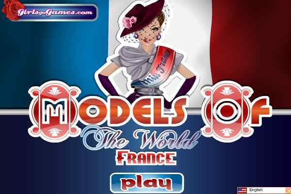 Play Models of the World France