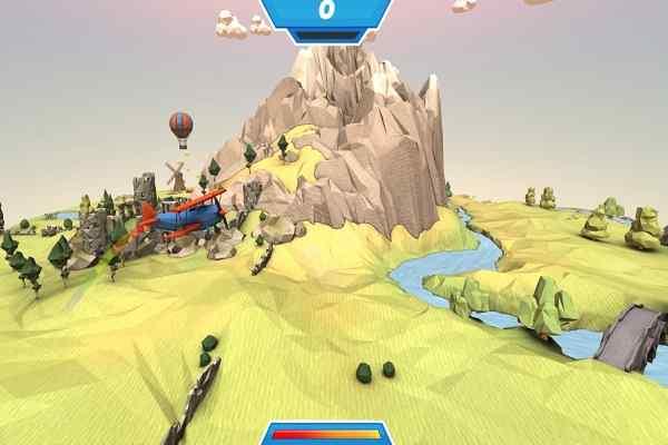 Play Swooop - Aeroplane