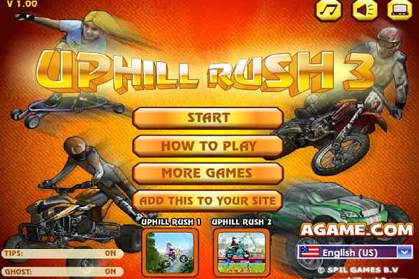 Play Uphill Rush 3