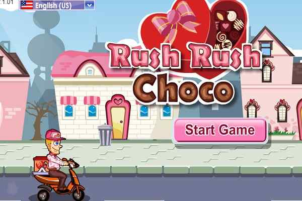 Play Rush Rush Choco