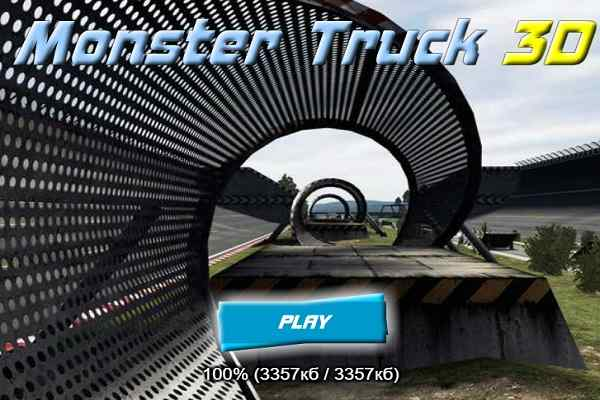 Play Monster Truck 3D
