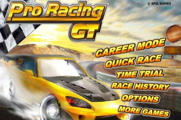 Play Pro Racing GT
