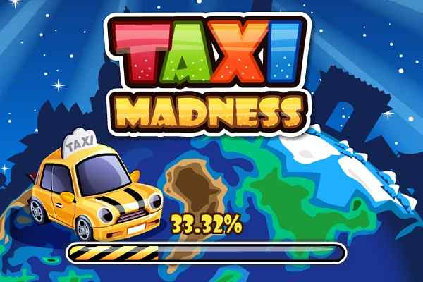 Play Taxi Madness