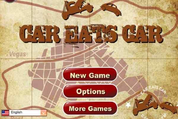 Play Car Eats Car
