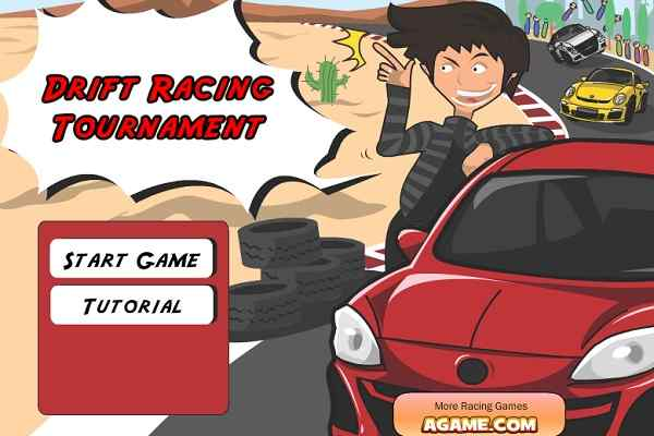 Play Drift Racing Tournament