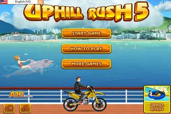 Play Uphill Rush 5