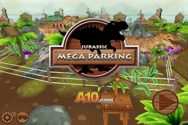 Play Mega Jurassic Parking