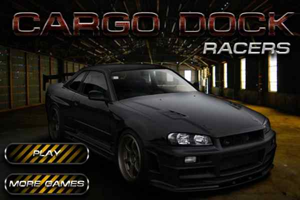 Play Cargo Dock Racers