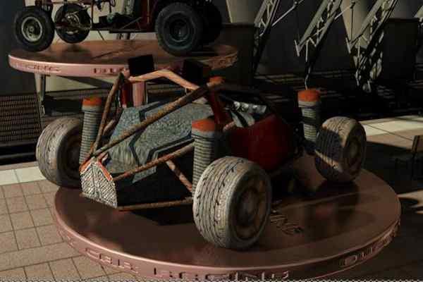 Play Buggy Car Racing