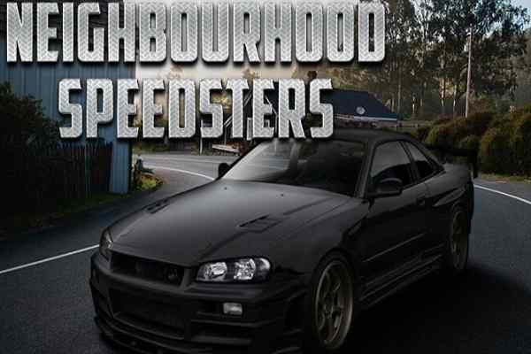 Play Neighbourhood Speedsters