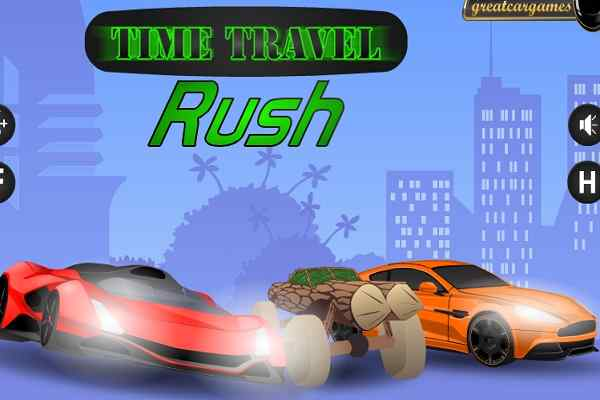 Play Time Travel Rush