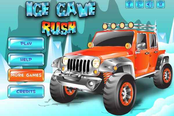 Play Ice Cave Rush