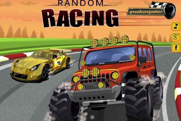 Play Random Racing