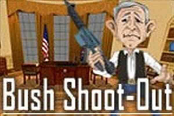 Play Bush Shoot-Out