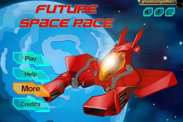 Play Future Space Race