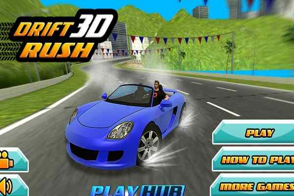 Play Drift Rush 3D