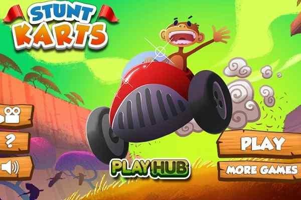 Play Stunt Karts