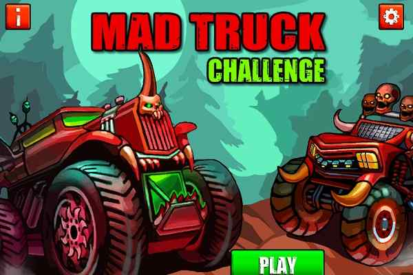 Play Mad Truck Challenge