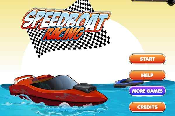 Play Speed Boat Racing