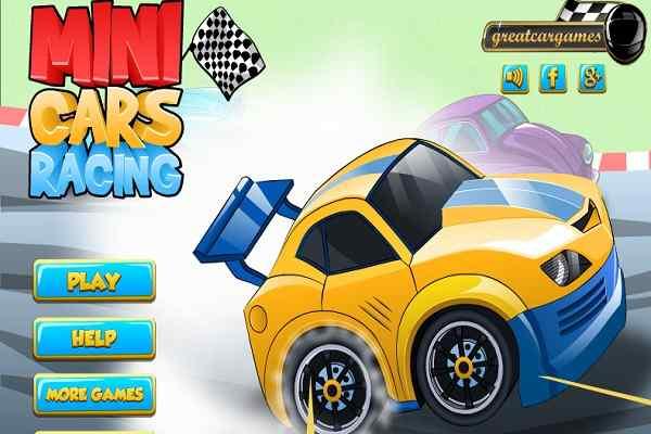 Play Mini Cars Racing
