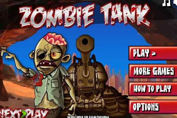 Play Zombie Tanks
