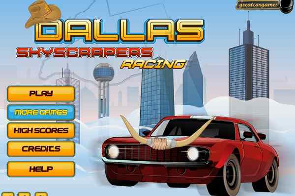 Play Dallas Skyscrapers Racing