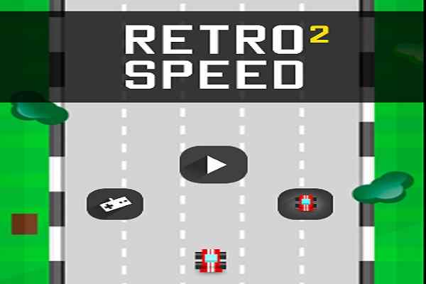 Play Retro Speed 2
