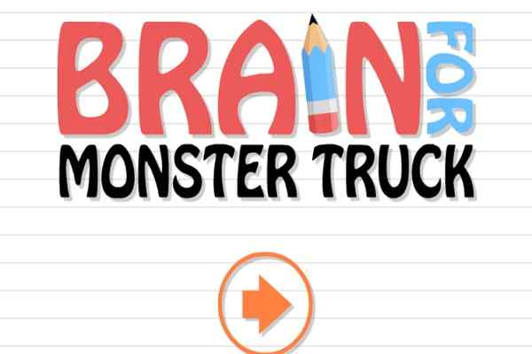 Play Brain For Monster Truck