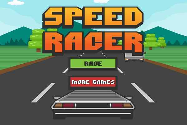 Play Speed Racer