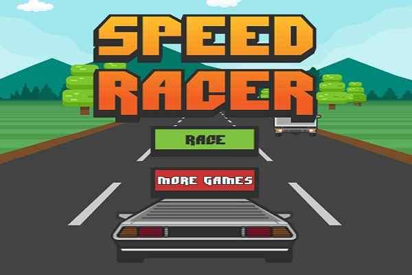 Play Speed Racer