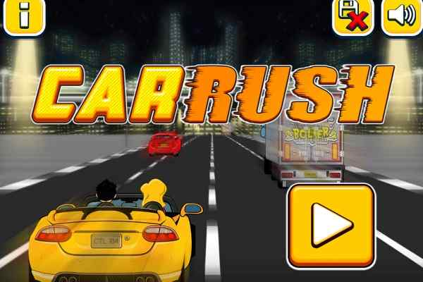 Car Rush Game Play Online Free Atmegame Com