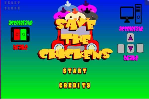 Play Save The Chickens