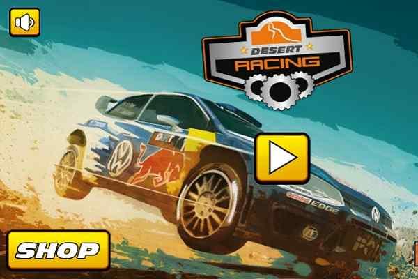 Play Desert Racer