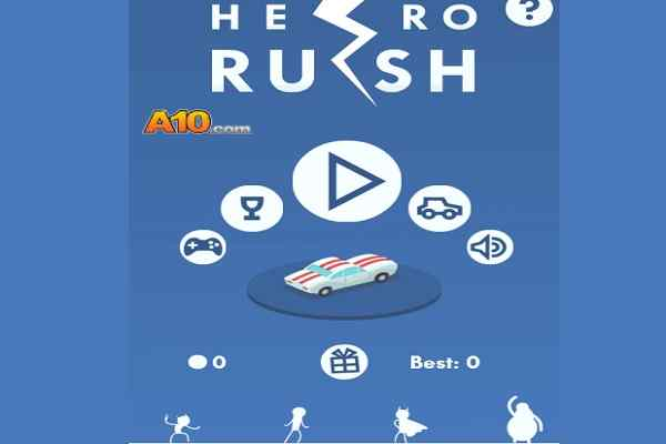 Play Hero Rush