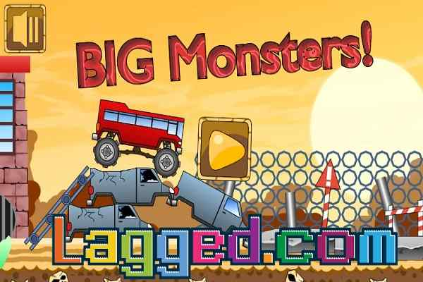 Play Big Monsters Racing