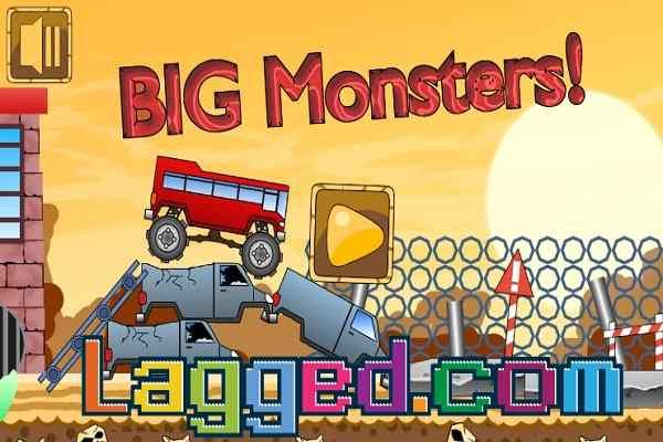 Play Big Monsters Racing