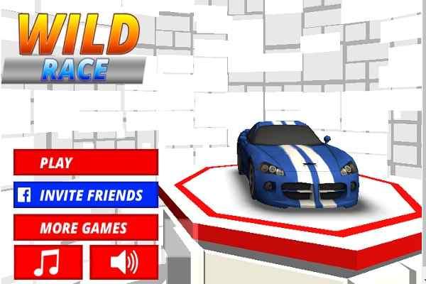 Play Wild Race 3D