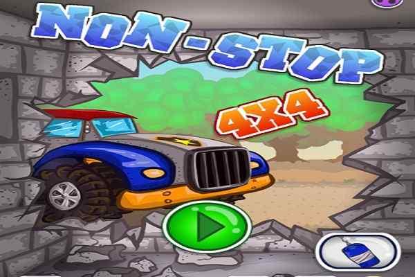 Play Non Stop 4x4